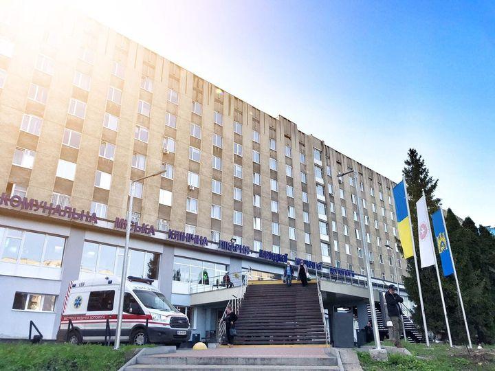 Машиный Gaomei - Львовская Городская клиническая больница скорой помощи